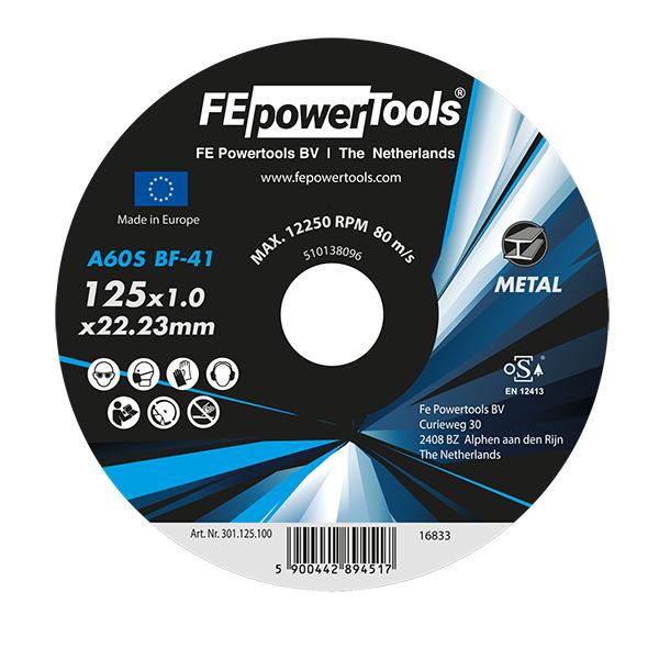 Disques de coupe pour métal Fe Powertools Le Pays-Bas
